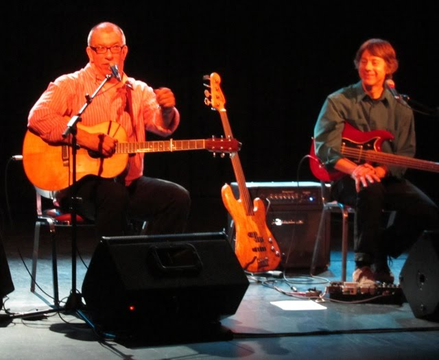James Keelaghan and David Woodhead