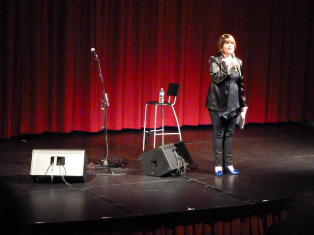 CBC's Jo-Ann Roberts
