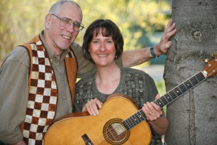 Cathy Miller and John Bunge