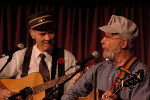 Tim Rogers & Barry Luft