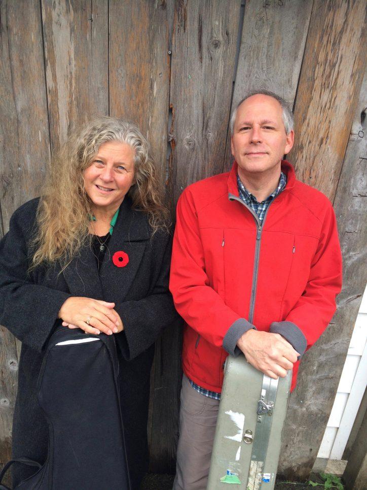 Kristina Olsen & Bill Coon