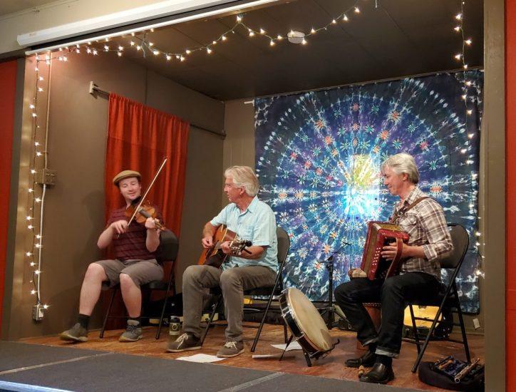 Brian Robertson Trio